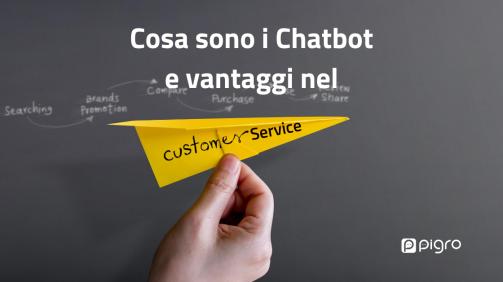 chatbot cosa sono e customer service