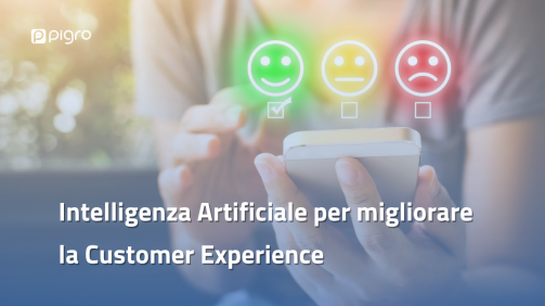 intelligenza artificiale per migliroare customer experience