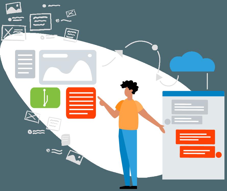 Pigro | conversational knowledge base