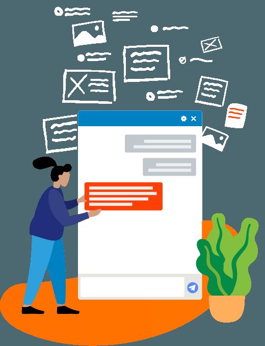 Pigro | Assistenti virtuali chiavi in mano per il tuo Helpdesk