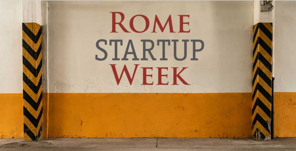 pigro a roma startup week 2019