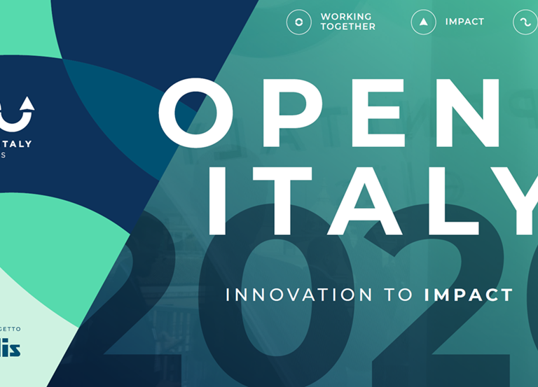 pigro a open italy di elis 2020 per l'innovazione tecnologica