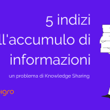 Pigro ed il knowledge sharing