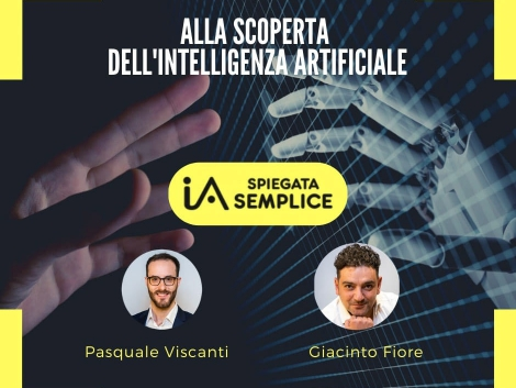 intelligenza artificiale spiegata semplice