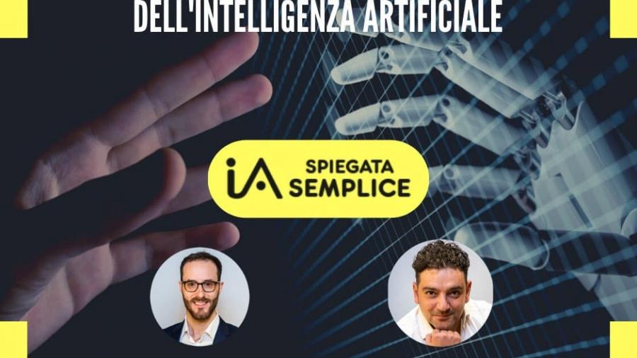 intelligenza artificiale spiegata semplice
