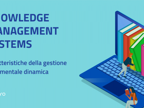 knowledge management system gestione documentale dinamica