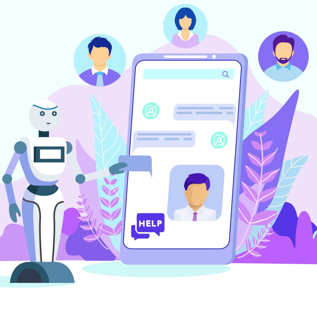 chatbot e assistente virtuale