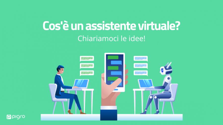 cos'è un assistente virtuale