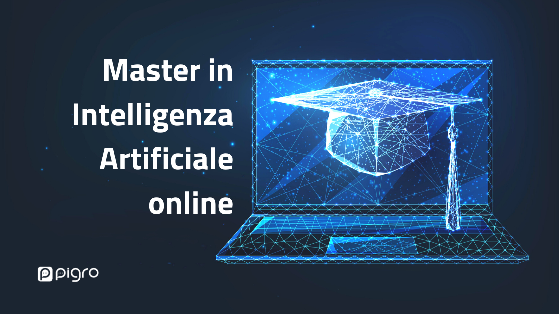 master in intelligenza artificiale online