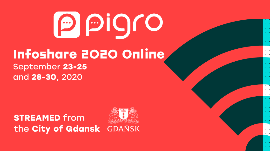 pigro a infoshare online 2020