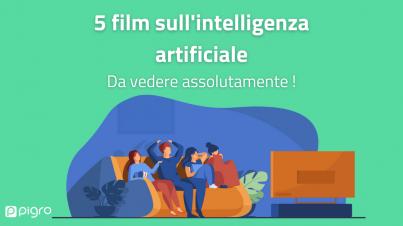 5 film su intelligenza artificiale e robot