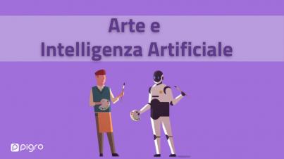 Arte e tecnologia: 4 opere artistiche create dall'Intelligenza Artificiale