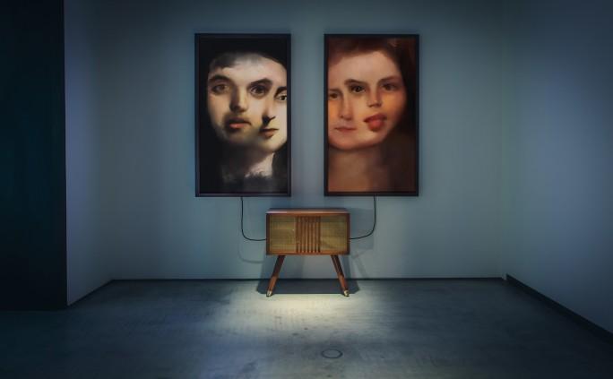 arte e tecnologia: Memories of Passerby I  -  Mario Klingemann   Arte e tecnologia