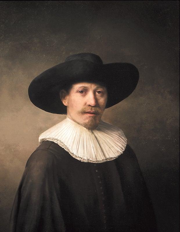 arte e tecnologia: The Next Rembrandt - Bas Korsten  Arte e tecnologia
