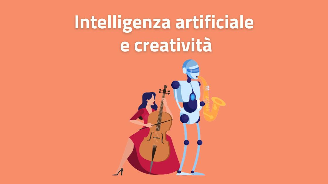 tecnologia creativa intelligenza artificiale