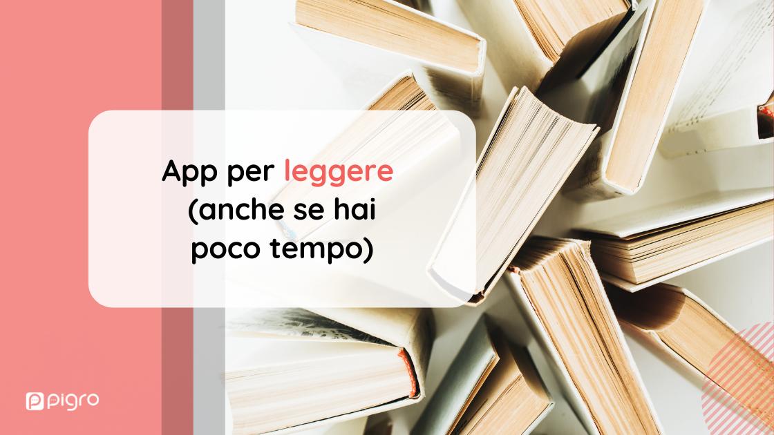 app-per-leggere