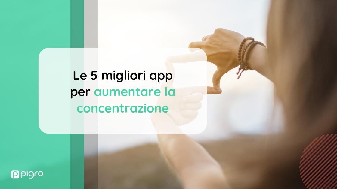 app-per-concentrarsi