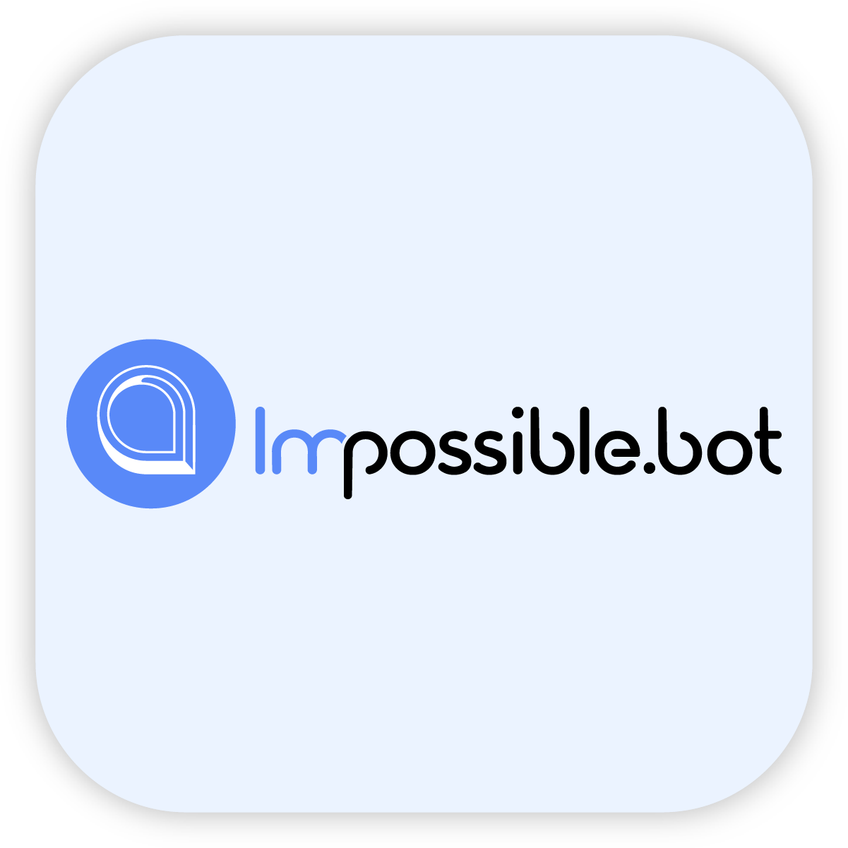 impossible bot logo